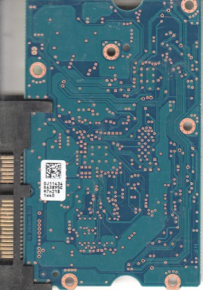 HDS723020BLA642, 0J11434 BA3895C, 0F12115, MNRA10, Hitachi SATA 3.5 PCB