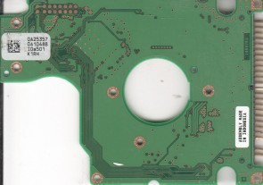 HTS424040M9AT00, 0A25357 DA1048B, 14R9079, DA1117, Hitachi IDE 2.5 PCB