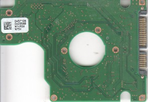 HTS543232L9SA00, 0A57128 DA2358B, PN 0A57307, Hitachi 320GB SATA 2.5 PCB