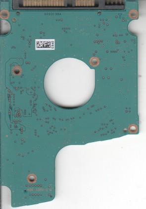 MQ01ABD050, HDKEB03H0A01 T, G003138A, Toshiba SATA 2.5 PCB