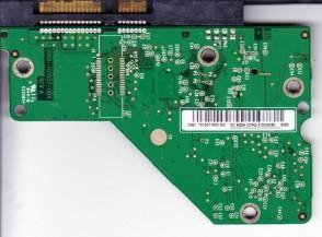 WD7500AACS-00D6B0, 2061-701537-R00 AD, WD SATA 3.5 PCB