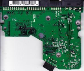 WD2500JB-00REA0, 2061-701292-C00 AB, WD IDE 3.5 PCB
