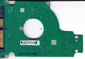 ST9120821AS, 9W3184-022, 7.24, 100397876 C, Seagate SATA 2.5 PCB