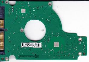 ST9120821AS, 9W3184-502, 3.04, 100397876 C, Seagate SATA 2.5 PCB