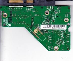WD5000AAVS-00G9B1, 2061-701590-A00 AE, WD SATA 3.5 PCB