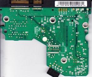 WD2500JS-22NCB1, 2061-701335-B00 AM, WD SATA 3.5 PCB