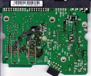 WD2000JB-00GVC0, 2061-701265-200 AJ, WD IDE 3.5 PCB