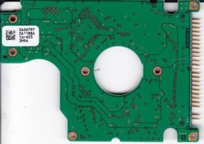HTS721080G9AT00, 0A26797 DA1188A, PN 0A28264, Hitachi 80GB IDE 2.5 PCB