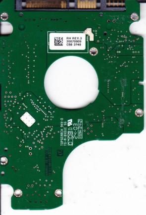 HM160HI, HM160HI, BF41-00157A, Samsung SATA 2.5 PCB