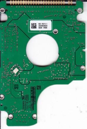 MP0603H, MP0603H, BF41-00101A, FW UD200-16, Samsung 60GB IDE 2.5 PCB