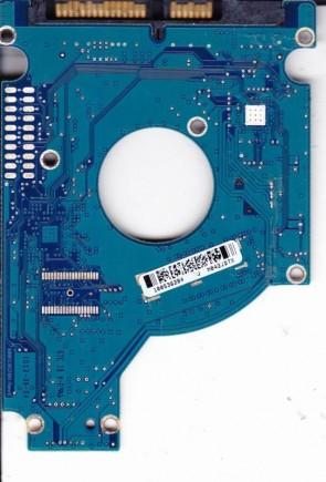 ST9160314AS, 9HH13C-500, 0001SDM1, 100536284 J, Seagate SATA 2.5 PCB