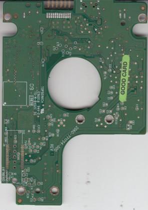 WD5000BMVV-11GNWS0, 2061-701675-604 10P, WD USB 2.5 PCB