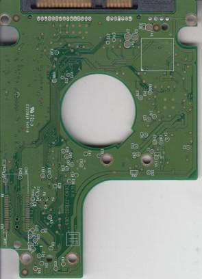 WD3200BEKT-00PVMT0, 2061-771692-505 03P, WD SATA 2.5 PCB