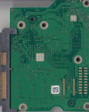 ST3500418AS, 9SL142-302, CC38, 2364 Y, REV B, Seagate SATA 3.5 PCB
