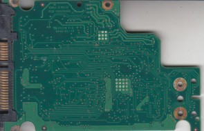 ST9500530NS, 9FY156-004, SN04, 0492 E, Seagate SATA 2.5 PCB