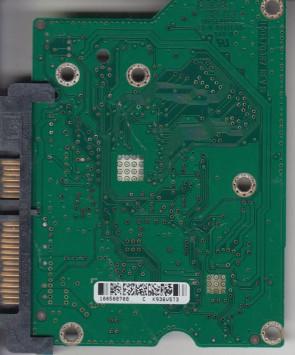 ST3160815AS, 9CY132-278, 4.CCC, 100508708 C, Seagate SATA 3.5 PCB