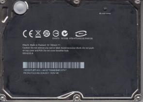 HTS543232L9SA0, PN 0A57323, MLC DA2611, Hitachi 160GB SATA 2.5 Hard Drive
