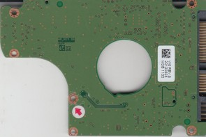 ST500LM012, HN-M500MBB/VAO, 2AR10002, BF41-00354A, Samsung SATA 2.5 PCB
