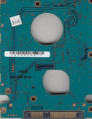 MJA2500BH, CA07083-B52900C1, CA21350-B12X, Fujitsu SATA 2.5 PCB