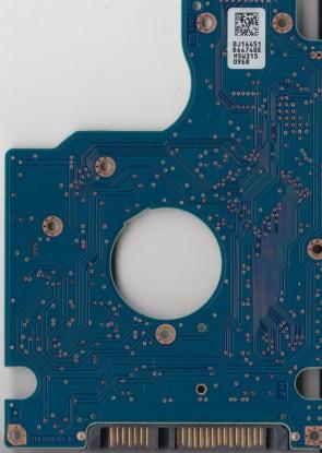 HTS541075A9E680, 0J14451 DA4740E, 0J33072, DA5286, Hitachi SATA 2.5 PCB