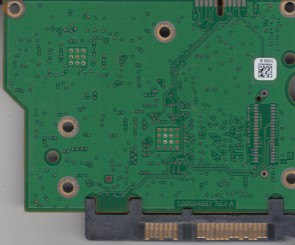 ST2000DM001, 9YN164-306, CC4H, 5009 E, Seagate SATA 3.5 PCB