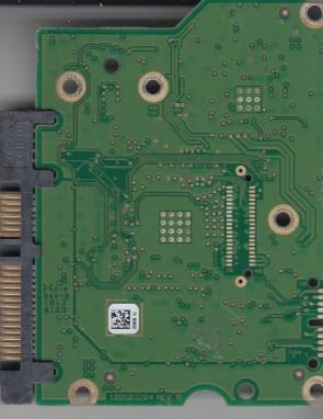 ST1500DL001, 9VT15L-568, CC91, 2008 G, Seagate SATA 3.5 PCB