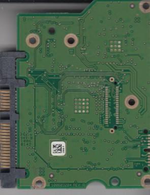 ST1500DL001, 9VT15L-568, CC91, 2008 F, Seagate SATA 3.5 PCB