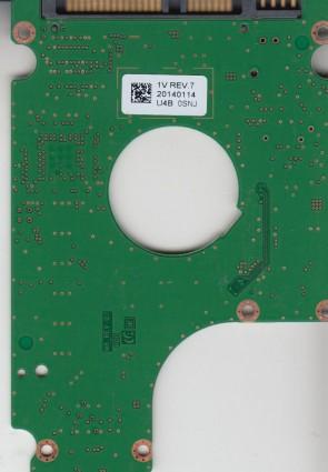 ST500LM012, HN-M500MBB/SP4, 2BA30010, 100720903, Samsung SATA 2.5 PCB