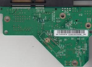WD5000AVVS-63ZWB0, 2061-701444-K00 AE, WD SATA 3.5 PCB