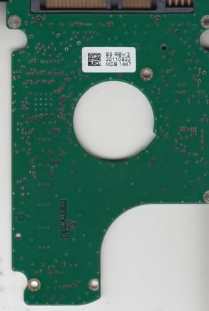 HM320HJ, HM320HJ, 2AK10001, BF41-00315A, Samsung SATA 2.5 PCB