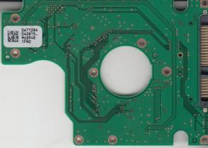 HTS723216L9SA60, 0A71284 DA2815_, 0A58903, DA2891, Hitachi SATA 2.5 PCB