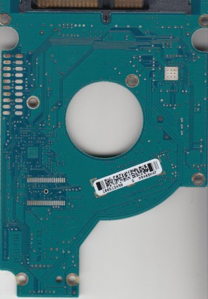 ST9320320AS, 9EV134-020, HP07, 100513490 G, Seagate SATA 2.5 PCB