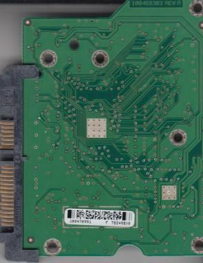 ST3250310AS, 9EU132-020, 3.AHB, 100470991 F, Seagate SATA 3.5 PCB