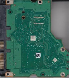 ST31500541AS, 9TN15R-301, CC34, 5536 M, Seagate SATA 3.5 PCB