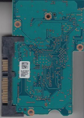 DT01ACA100, AA00/7C0, HDKPC03H0A01 S, 0A90377, 0J21827 TS0076_, Toshiba SATA 3.5 PCB