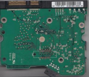 WD800JD-22JNC0, 2061-701293-B00 AJ, WD SATA 3.5 PCB