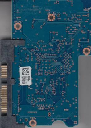 DT01ACA050, PF00025 TS0263A, HDKPC01D0A03 S, Toshiba SATA 3.5 PCB