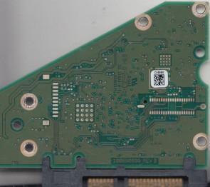 ST4000DM000, 1CD168-568, CC43, 0898 D, Seagate SATA 3.5 PCB