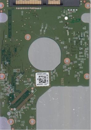 WD SATA 3.5 PCB WD800BB-75CAA0 0000 001092-300 J