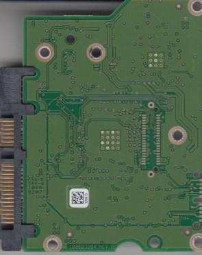 ST2000DL001, 9VT156-568, CC93, 3206 D, Seagate SATA 3.5 PCB