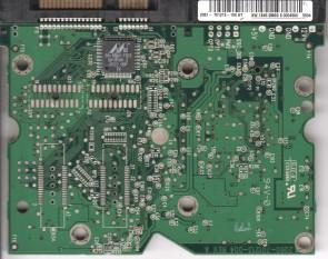 WD740GD-00FLC0, 2061-701213-100 AT, WD SATA 3.5 PCB