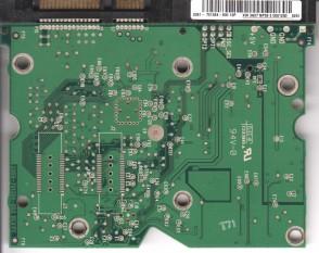 WD1500ADFD-00NLR0, 2061-701384-800 13P, WD SATA 3.5 PCB