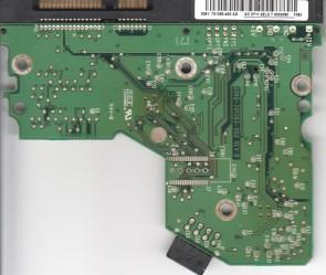 WD3200JS-60PDB0, 2061-701393-400 AD, WD SATA 3.5 PCB