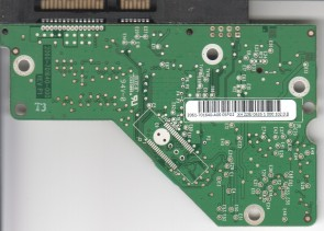 WD7500AADS-00M2B0, 2061-701640-A00 05PD2, WD SATA 3.5 PCB