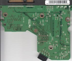 WD800JD-22MSA1, 2061-701335-E00 AK, WD SATA 3.5 PCB