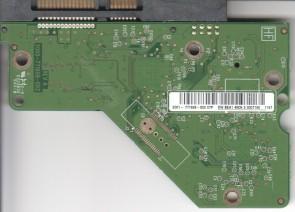 WD20EARS-00MVWB0, 2061-771698-802 07P, REV A, WD SATA 3.5 PCB