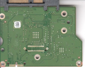 ST1500DL001, 9VT15L-568, CC91, 3208 B, Seagate SATA 3.5 PCB