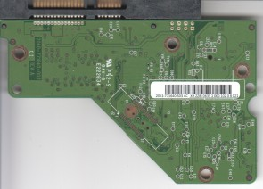 WD2500AAKX-001CA0, 2061-771640-S03 AC, WD SATA 3.5 PCB