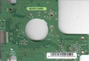 WD10TMVV-11A27S2, 2061-701675-401 AB, WD USB 2.5 PCB