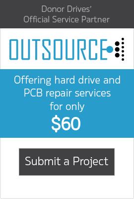 $60 Hard Drive Repair